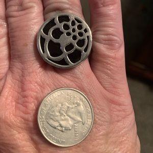 COPY - Gorgeous Silpada Interchangeable Ring!
